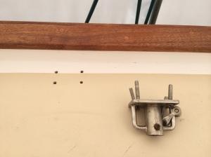 Deck Hardware Step 1