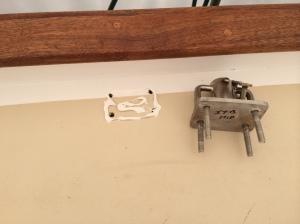 Deck Hardware Step 2