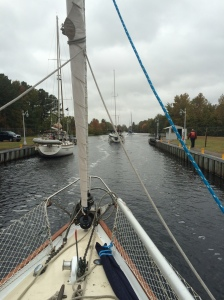 Leaving the lock