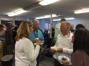 SSCA Reception at Sunset Marina in Hampton, VA