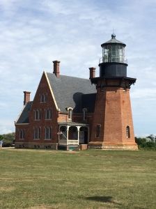 Mohegan Lighthouse