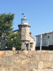 The Old Stonington Lighthouse