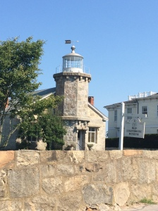 The Old Stonington Lighthouse