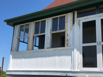 All windows can now open and are ready to be primed