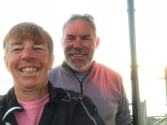 Summer Solstice Selfie at the top of the tower