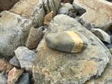 A wishing stone