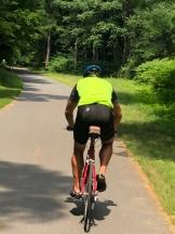 I will follow Brian anywhere on a bike, love the scenery
