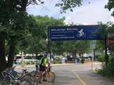 The Minuteman Bikeway - A Rail Trail Hall of Fame Bike Commuting Trail